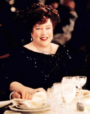 Kathy Bates as Margaret Brown