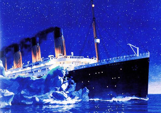 titanic faith